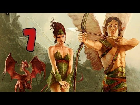 Faery Legends of Avalon gameplay walkthrough Episode 1 |