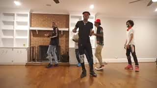 Ayo and teo don't worry dancing video 2020