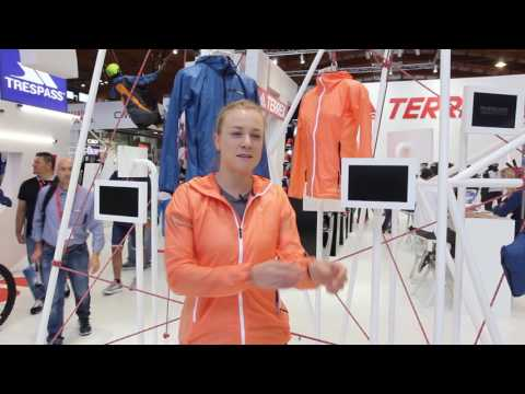adidas Terrex Agravic Alpha Shield Jacket at OutDoor 2016