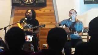 Urbandub - Never Will I Forget (Acoustic) @ Treehouse 4/17/2015