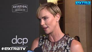 Charlize Theron Reveals the Pressure of Playing Megyn Kelly in 'Bombshell'
