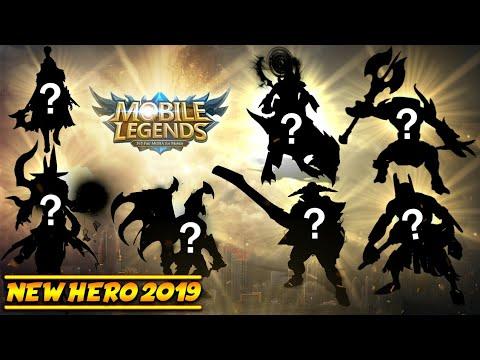 download NEW HERO 2019 - HERO BARU YANG AKAN DIRILIS DI TAHUN 2019 [Mobile Legends]