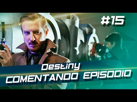 Legends Of Tomorrow - Destiny(S1E15) #Comentando Episódio