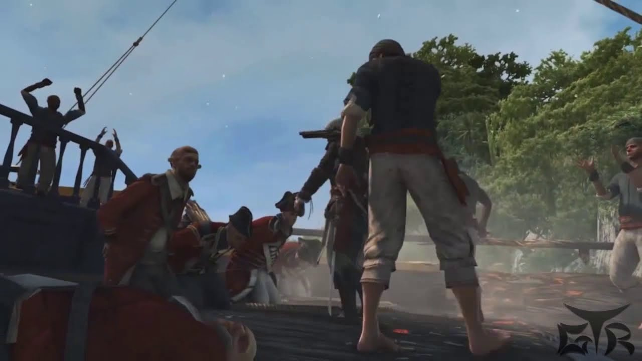 Assassin's Creed 4 Black Flag: Walkthrough Gameplay - Part 1 - [Preview  Gameplay]