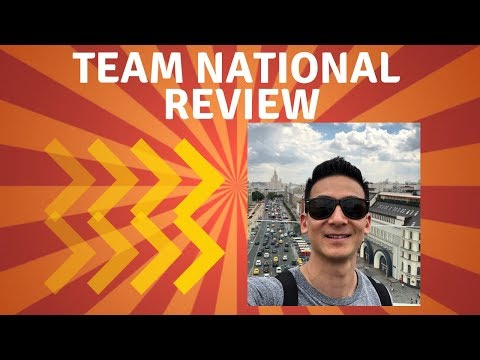 Team National Review - Should You Join To Be A Rep OR Stay Away??