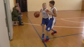 Баскетбол ДЮСШ5-Академия 27.10.2019