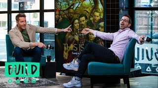 """Justin Hartley Talks NBC's """"This Is Us"""" & The Film, """"Little"""""""