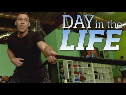 Day in the Life: Aaron Judge | New York Yankees