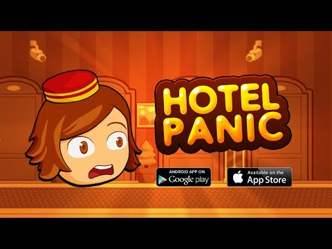 Hotel Panic - Official Launch Trailer