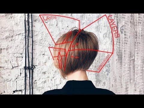 perfect bob haircut - Ржачные видео приколы