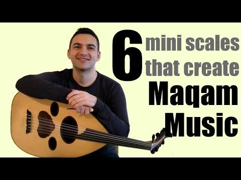 6 Mini Scales That Create Maqam Music