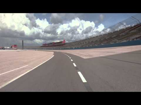 Behind the Scenes // Building Auto Club Speedway