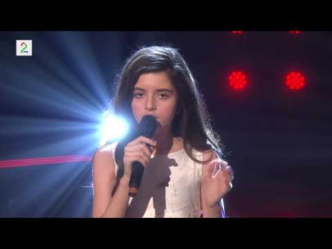 "Angelina Jordan (10 Year Old) - Feeling Good ""LIVE on The Stream Gir Tilbake"""