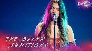 Blind Audition: Zoe Tsagalis sings Liability | The Voice Australia 2018