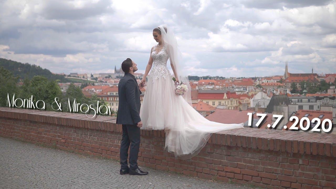 Monika a Miroslav / 17.7.2020 / Svatojánský dvůr