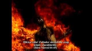 Cehennem Ateşinin Yüzleri Yalayarak Etleri Düşüren Korkunç Azabı [HD] | İZLE!!