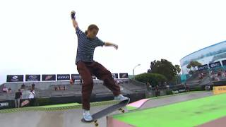 Pro Park Qualifiers Dew Tour Long Beach 2018