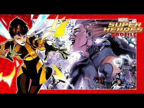 [SHP] 91ประวัติ The Wasp วีรสตรีผ่ามิติ Microverse !!