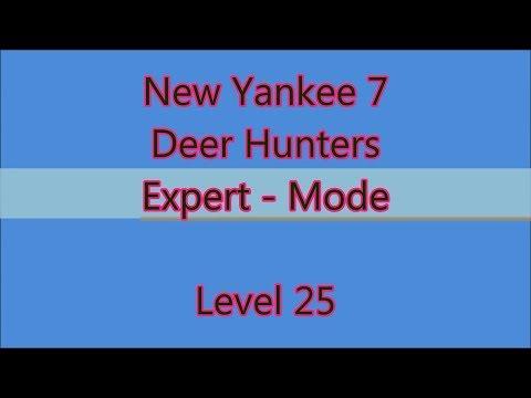 New Yankee 7 - Deer Hunters Level 25  