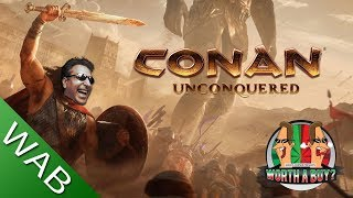 Conan Unconquered Review - Worthabuy?