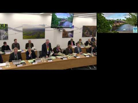 Perth & Kinross Council meeting, 27 February 2019