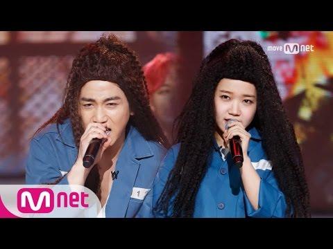 Golden Tambourine [풀버전] UV 유세윤, 최유정과 흥 댄스그룹 UJ결성!? ′집행유애′ 170223 EP.11