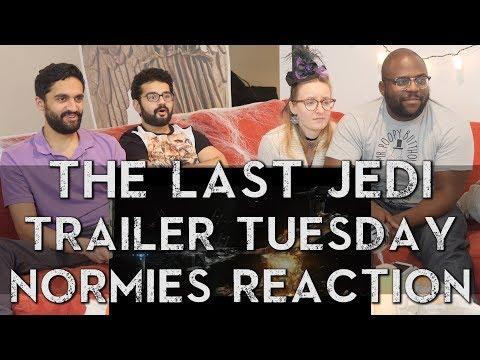 Star Wars - The Last Jedi - Final Trailer Reaction