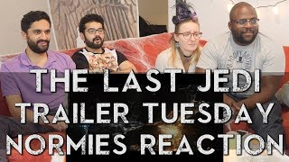 Star Wars - The Last Jedi - Final Trailer Reaction