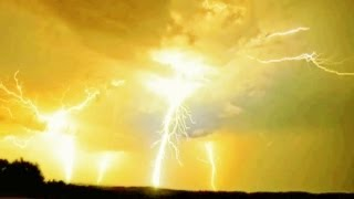 Thunder Lightning Compilation ✔ JANXEN - THUNDERJAX 1.0 (80s synth) thunderstruck & lightning hits