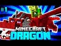 AUF in DIE SCHLACHT     Minecraft Dragon  01