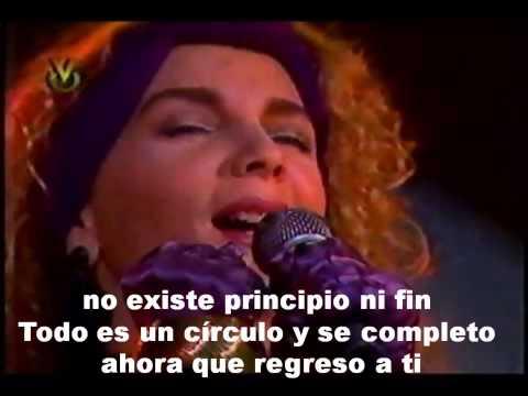 Melissa   Todo es un circulo Karaoke