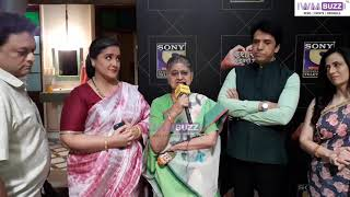 Cast of Isharon Isharon Mein talk about the show
