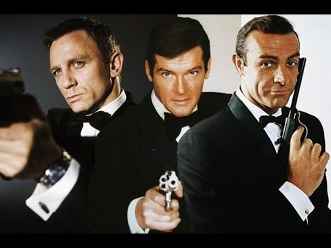Ranking of All 24 Bond Films-Spectre Included-Worst to Best