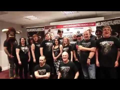 Midlands Metalheads Radio Team