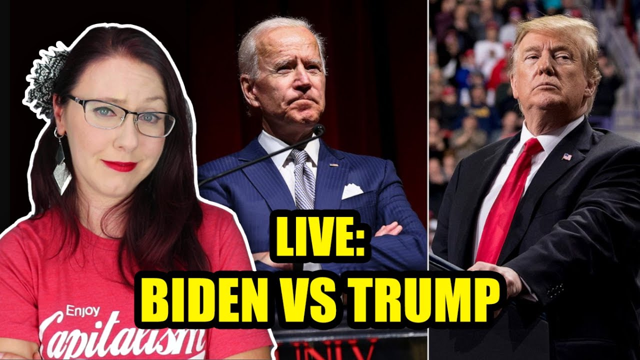 LIVE: Biden vs Trump Debate!