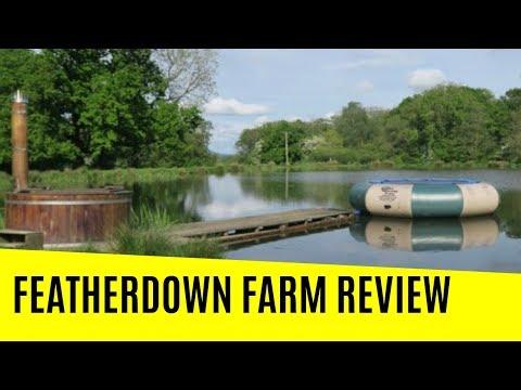 Featherdown Farm Shropshire Tour & Review