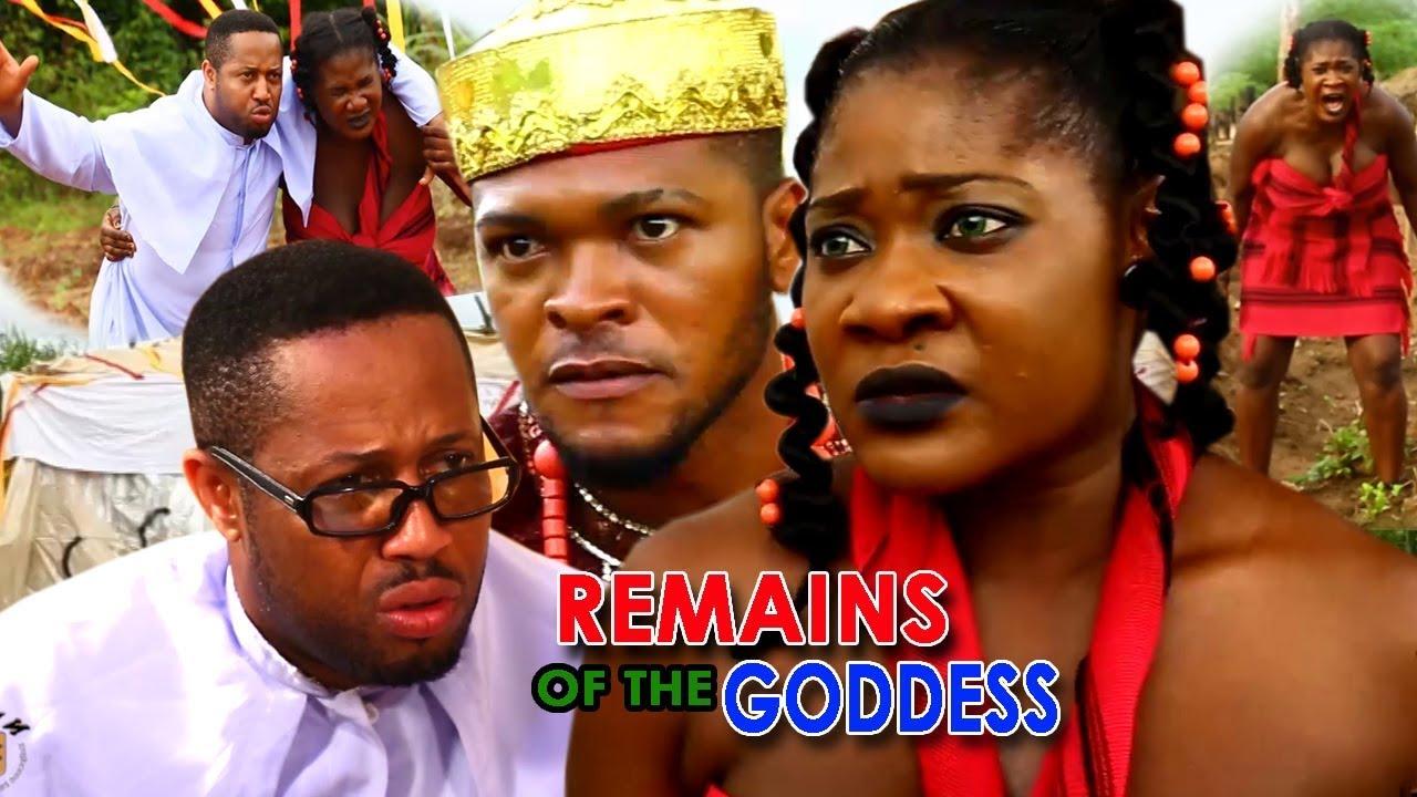 Download Remains Of The Goddess Season 2 - Mercy Johnson 2018 Latest Nigerian Nollywood Movie   Full HD