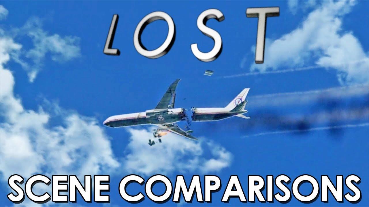 Download Lost | Oceanic Flight 815 - scene comparisons