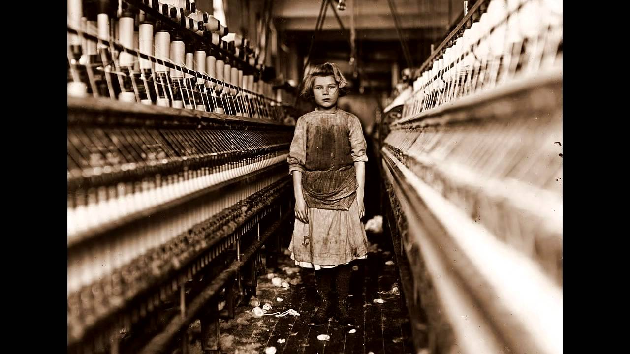 Image result for cotton mill children
