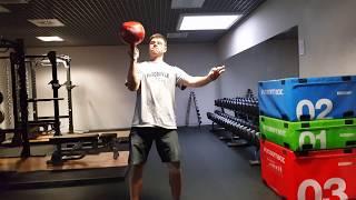 Skeleton sport. Funy after basic training. Vladyslav Heraskevych (Ukraine)
