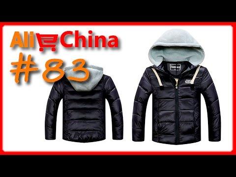 # 83 Супер КУРТКА для МАЛЬЧИКА из Китая Алиэкспресс, ПОСЫЛКА из Китая сайта Алиэкспрес