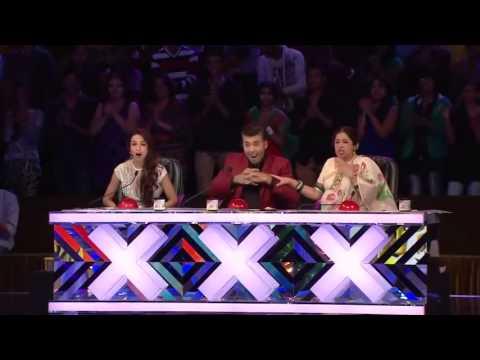 เด็กอ้วนอินเดีย โชว์สเต็ปร้อน ในรายการ Got Talent