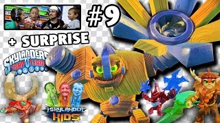 Lets Play Skylanders Trap Team: Chapter 9 + SURPRISE - Mystic Mill w/ Krankenstein & Shield Shredder