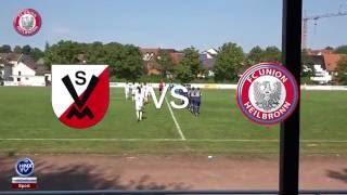 11.09.2016 SV Massenbachhausen vs FC Union Heilbronn