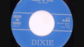 Joe Poovey Thrill Of Love