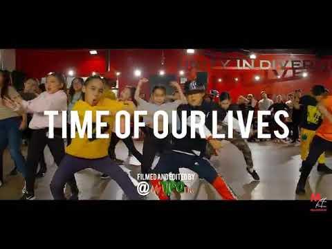@PITBULL ft Neyo _ Time Of Our Lives _ @Willdabeast__ Choreo @DANCEbreakDOWNseri