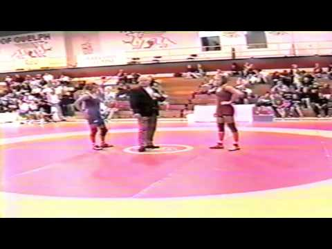 2004 Canada Cup: 51 kg Jessica Bondy (CAN) vs. Sarah White (CAN)