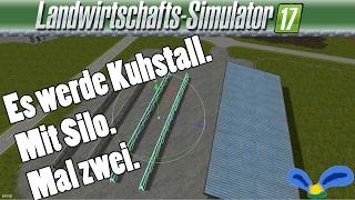 Landwirtschafts-Simulator 17 Modding: Kuhstall und Weide bauen  | Farming Simulator 17