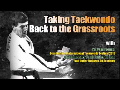 20150417 Anything Can Happen Friday : Taking Taekwondo Back to the Grassroots