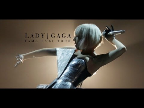 Lady Gaga - The Fame Ball